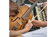 Duo Stadler, F. Xaver, Erich Gawlik - A guade Zeit [CD]