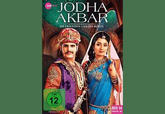 Jodha Akbar - Die Prinzessin und der Mogul - Box 14 DVD