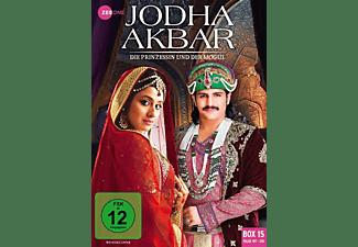 Jodha Akbar - Die Prinzessin und der Mogul - Box 15 DVD