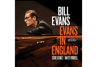 Bill Evans - Evans In England - (CD)