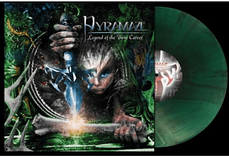 Pyramaze - Legend Of The Bone Carver (tra - (Vinyl)