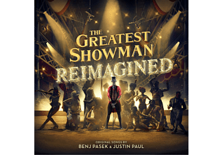 OST/VARIOUS - The Greatest Showman:Reimagined - (Vinyl)