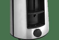 WMF 04.1413.0011 Bueno Pro Toaster Silber (870 Watt, Schlitze: 2)