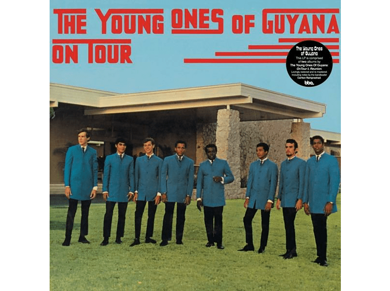 Young Ones From Guyana - REUNION & ON TOUR [Vinyl]