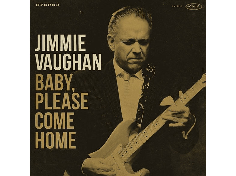 Jimmie Vaughan - Baby,Please Come Home [CD]