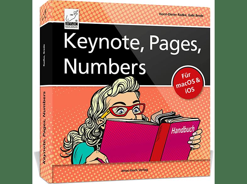 Keynote, Pages, Numbers - Für macOS & iOS
