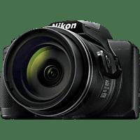 NIKON Coolpix B600 Bridgekamera Schwarz, 16 Megapixel, 60x opt. Zoom, LCD-TFT, WLAN
