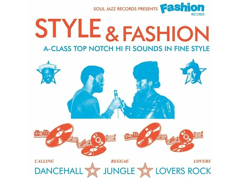VARIOUS - Style & Fashion (Fashion Records) [LP + Download]