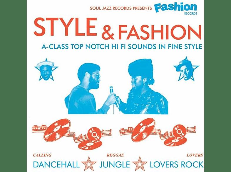 VARIOUS - Style & Fashion (Fashion Records) [CD]