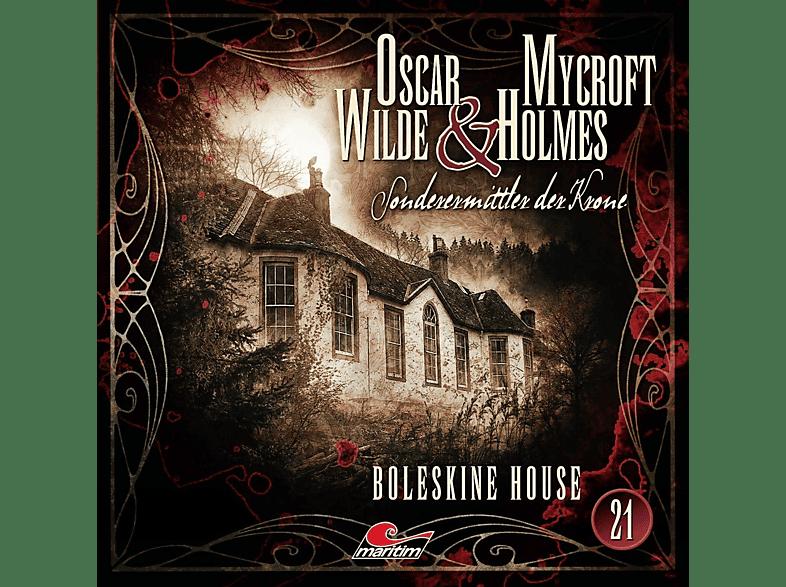 Oscar Wilde & Mycroft Holmes-folge 21 - Boleskine House - (CD)