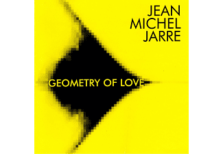 Jean-Michel Jarre - Geometry Of Love CD