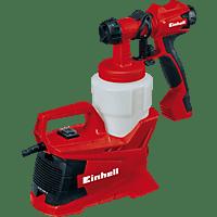 EINHELL TC-SY 600 S Farbsprühsystem, Schwarz/Rot/Weiß