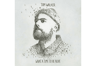 Tom Walker - What A Time To Be Alive Vinyle