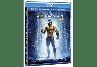 Aquaman - Blu-ray 3D + Blu-ray