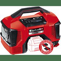 EINHELL PRESSITO Kompressor, Schwarz/Rot