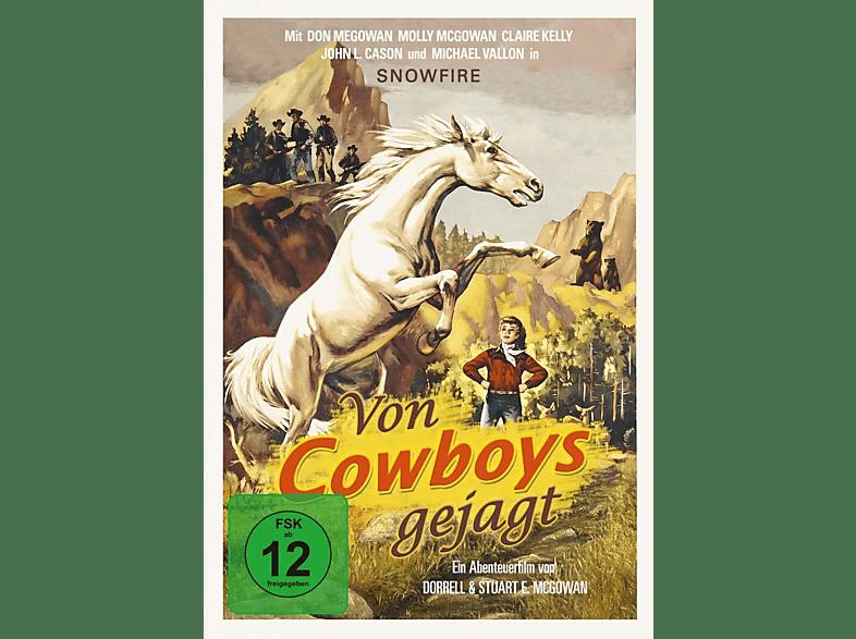 Von Cowboys Gejagt [DVD]