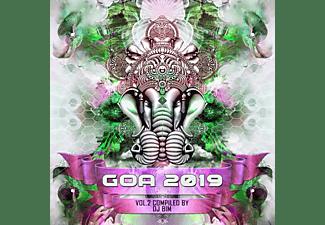 VARIOUS - Goa 2019 Vol.2  - (CD)