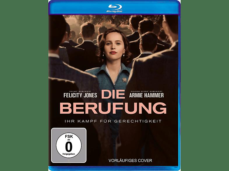 Die Berufung - Ihr Kampf für Gerechtigkeit [Blu-ray]