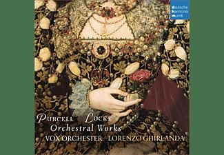 Vox Orchester - Orchestral Works  - (CD)