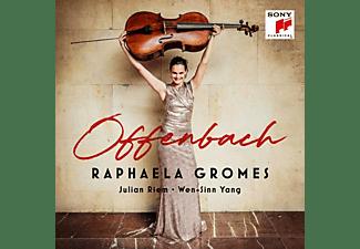 Raphaela Gromes, Wen-sinn Yang, Julian Riem - Offenbach  - (CD)