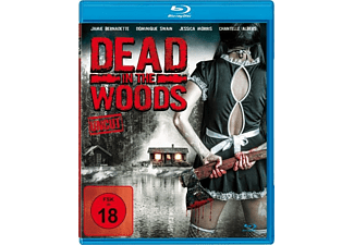 Dead In The Woods-Uncut Edition - (Blu-ray)