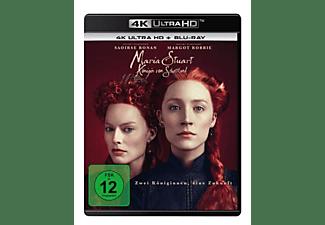 Maria Stuart,Königin von Schottland 4K Ultra HD Blu-ray + Blu-ray