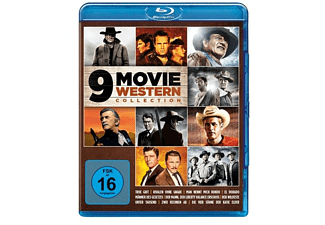 9 Movie Western Collection-Vol.1 [Blu-ray]