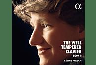 Celine Frisch - Das Wohltemperierte Clavier Buch II [CD]