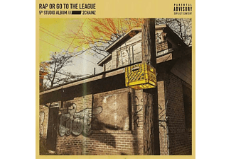 2chainz - Rap Or Go To The League  - (CD)