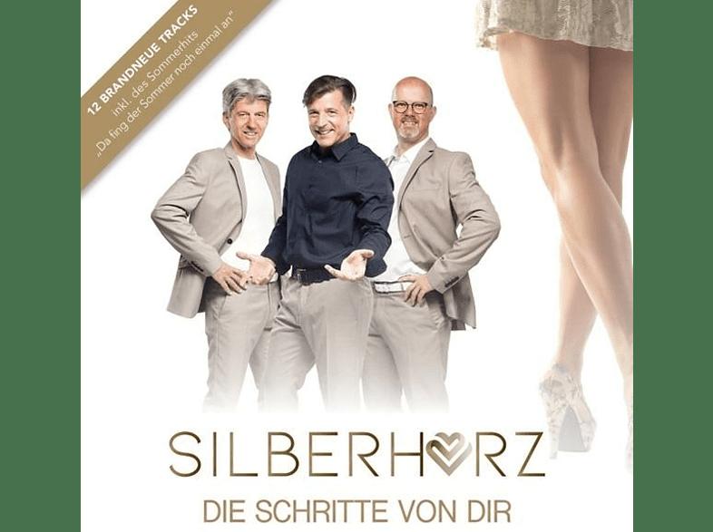 Silberherz - Die Schritte von Dir [CD]