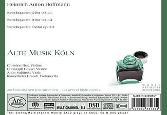 Alte Musik Köln - String Quartets  - (SACD Hybrid)