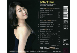 Sunwha Park - Dreaming - Sunhwa Park Plays Works By Women Composers  - (CD)