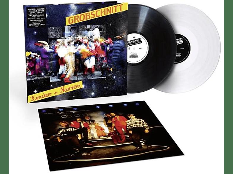 Grobschnitt - Kinder Und Narren (Black & White 2-LP) [Vinyl]