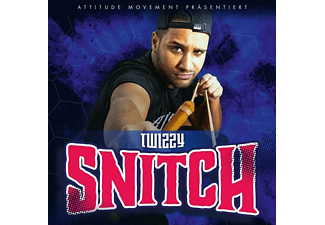 Twizzy - Snitch - (CD)