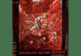 Kreator - Pleasure to Kill  - (CD)