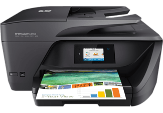 HP Multifunktionsdrucker OfficeJet Pro 6960 inkl. 12 Monate InstantInk (T0F32A)