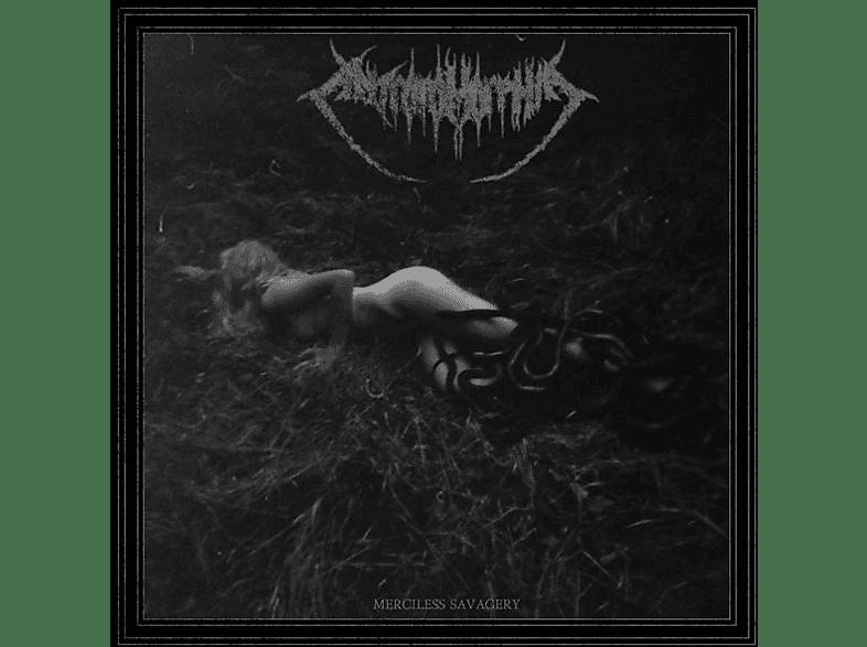 Antropomorphia - Merciless Savager [Vinyl]