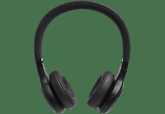 JBL Live 400 BT, On-ear Kopfhörer Bluetooth Schwarz