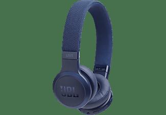 JBL Live 400 BT, On-ear Kopfhörer Bluetooth Blau