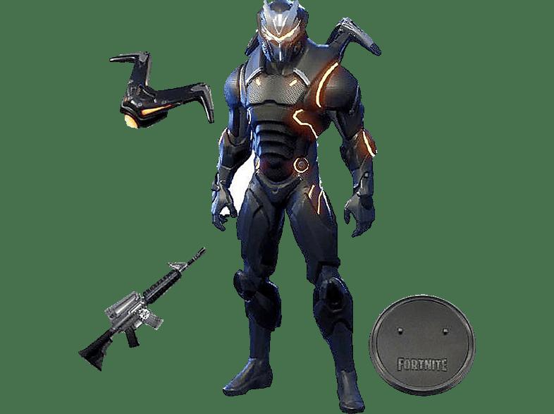 """STAR IMAGES GB Fortnite 7"""" Actionfigur Omega Figur, Schwarz/Orange"""