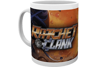 Ratchet and Clank Tasse All For One