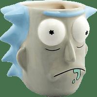 GB EYE Rick and Morty Tasse Rick Sanchez 3D Tasse, Mehrfarbig