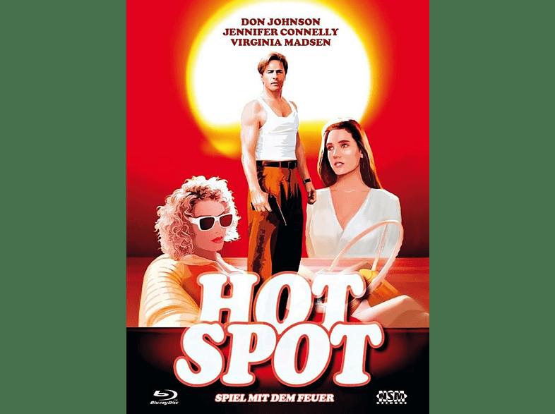 Hot Spot - Spiel mit dem Feuer [Blu-ray]