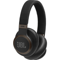JBL LIVE 650 BTNC, Over-ear Kopfhörer Bluetooth Schwarz