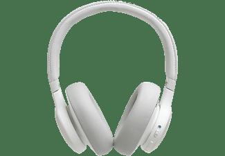 JBL LIVE 650 BTNC, Over-ear Kopfhörer Bluetooth Weiß