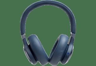 JBL LIVE 650 BTNC, Over-ear Kopfhörer Bluetooth Blau