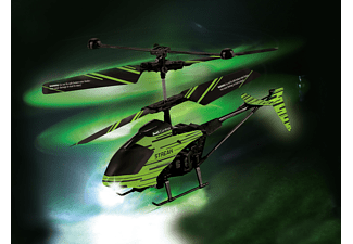 REVELL Glow in the Dark Heli Streak R/C Helikopter, Grün/Schwarz