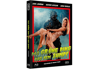 Das grüne Ding aus dem Sumpf Blu-ray