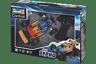 REVELL RC BUGGY TYPHO R/C Spielzeugauto, Mehrfarbig