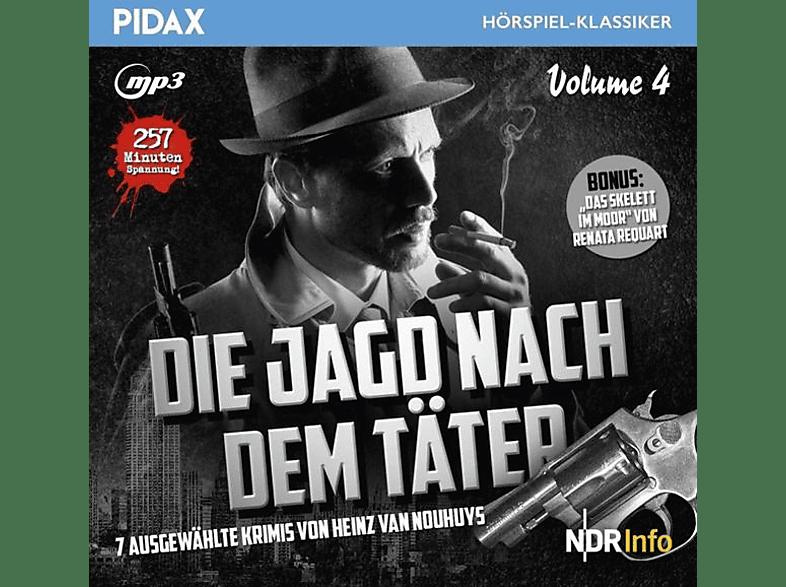 Die Jagd Nach Dem Taeter - Die Jagd nach dem Taeter,Vol.4 - (MP3-CD)